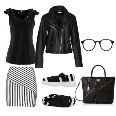 Outfit Urban #6848