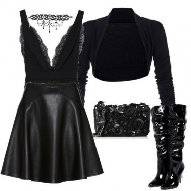Outfit Rock #2935