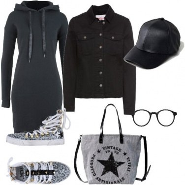 Outfit Urban #6849