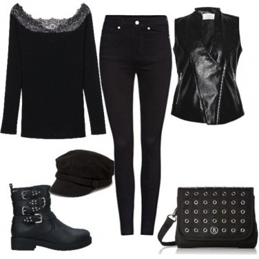 Outfit Rock #2936