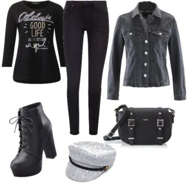 Outfit Urban #6850