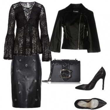 Outfit Rock #2937