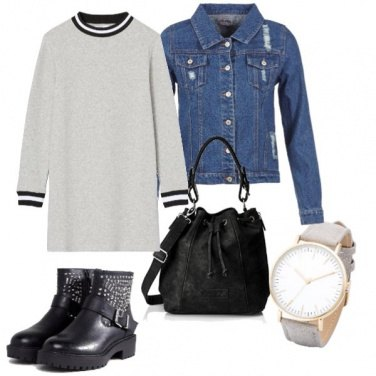 Outfit Ritorno low-cost