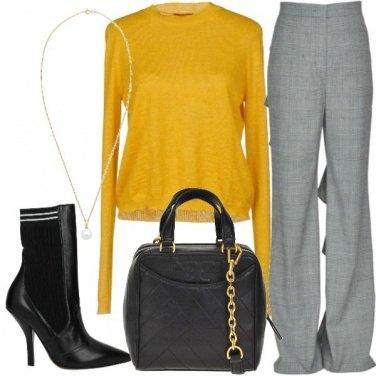 Outfit Con l'arrivo del freddo