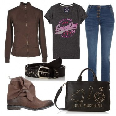Outfit Urban #6829