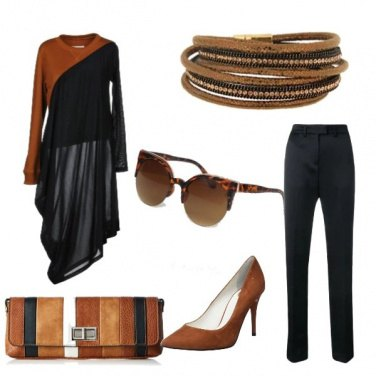 Outfit Urban BROWN