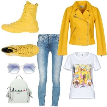 Outfit Urban #6837