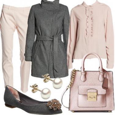 Outfit Il tè con le amiche.