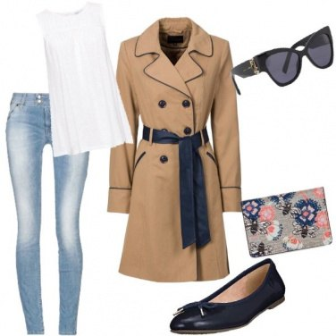 Outfit Trench