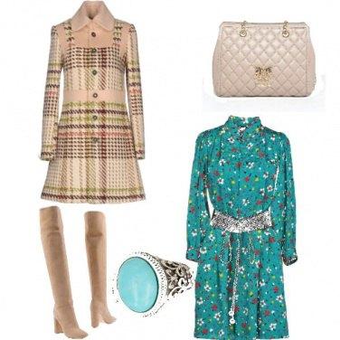 Outfit Cappotto bon ton
