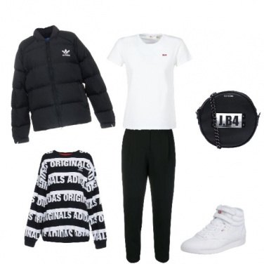 Outfit Urban #6865