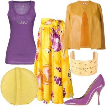 Outfit Come un raggio di sole