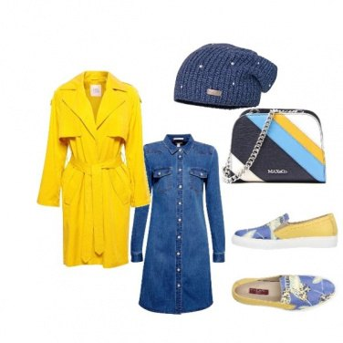 Outfit Il sole d\'autunno
