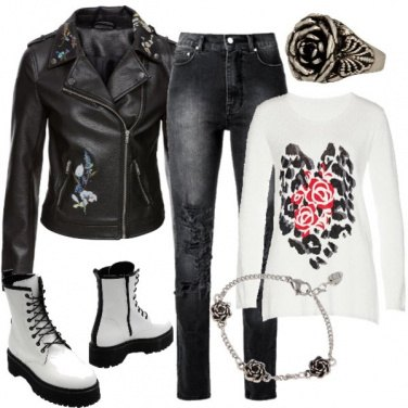Outfit Rose Rock