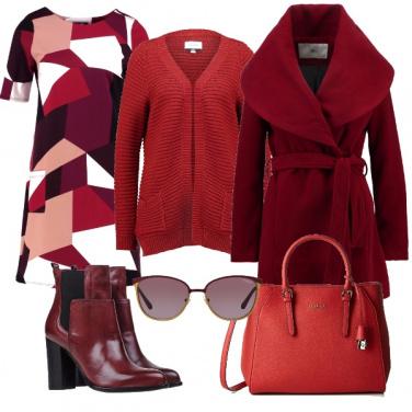 Outfit Geometrie di colore