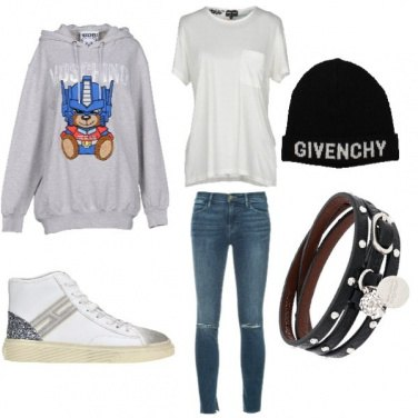 Outfit For young for fun