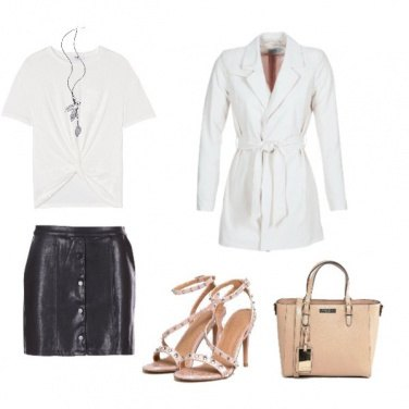 Outfit Un trench più outfits
