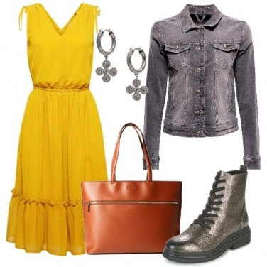Outfit Profumo autunnale