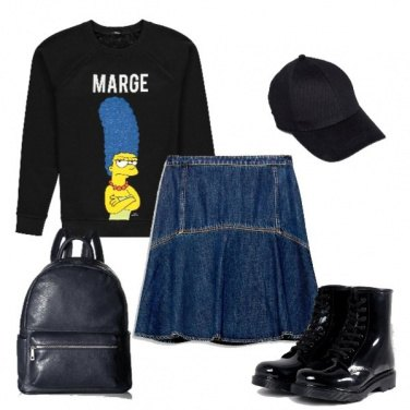 Outfit Urban #6871