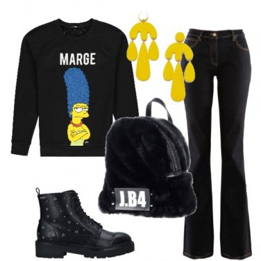 Outfit Cartoons
