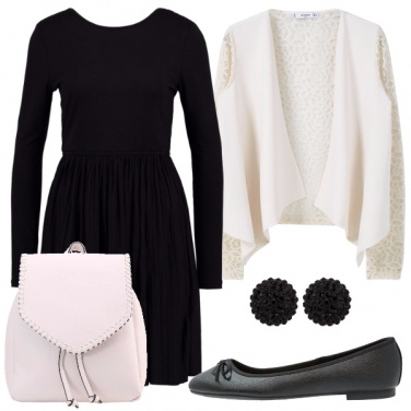 Outfit Semplice e delicata