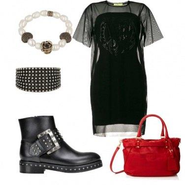 Outfit Parola d ordine rock