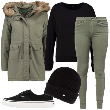 Outfit Col freddo che fa