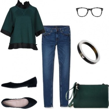 Outfit Basic, dolce fine settembre
