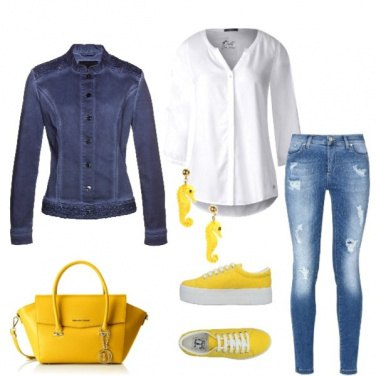Outfit Urban #7237