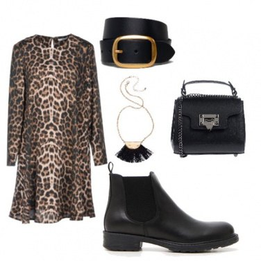 Outfit Rock #2957