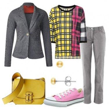 Outfit Colore al tuo giorno