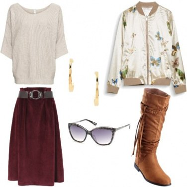 Outfit Corsi e ricorsi nella moda