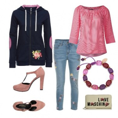 Outfit Love Moschino
