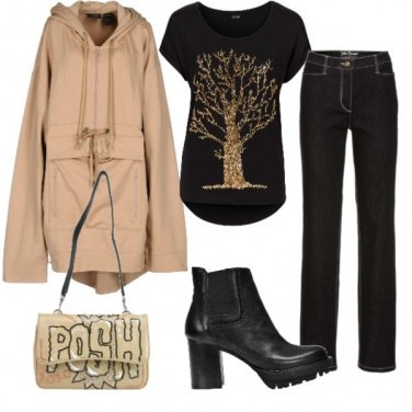 Outfit Urban #6898