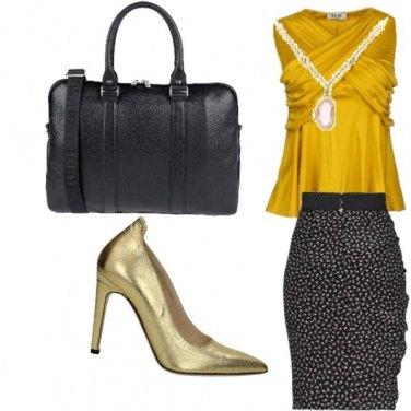 Outfit Zafferanina