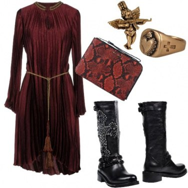Outfit Gothic style
