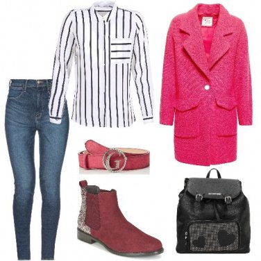 Outfit Perfect autumn style