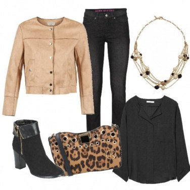 Outfit Must have A/I 2018: accessorio animalier
