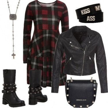 Outfit Gioielli rock