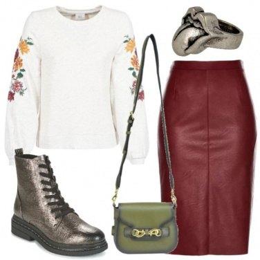 Outfit L\'accessorio ti rende cool