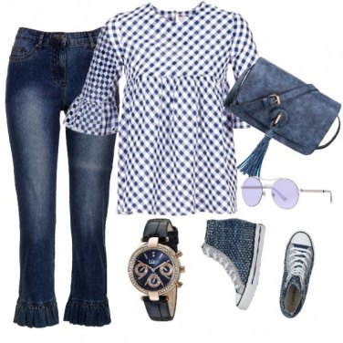 Outfit Urban #7035