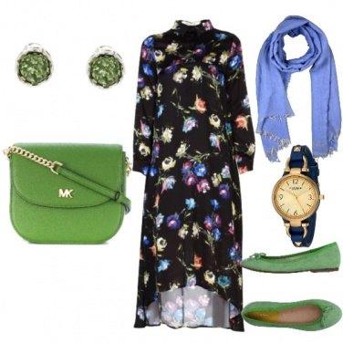 Outfit Pashmina sopra tutto