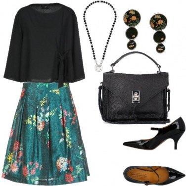 Outfit Chic, abbinamento equilibrato