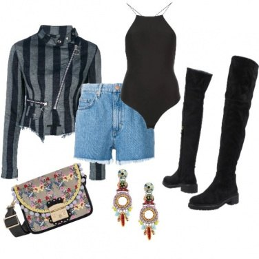Outfit Urban #6935