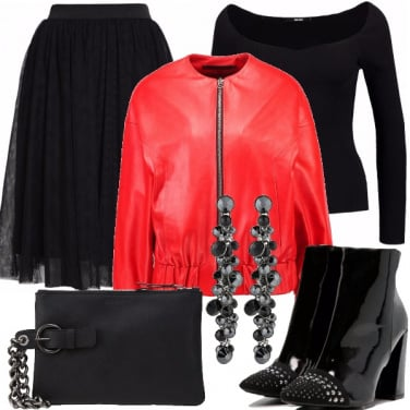 Outfit Rock sensuale