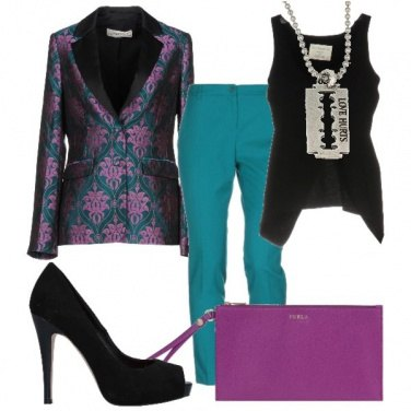Outfit Una giacca importante