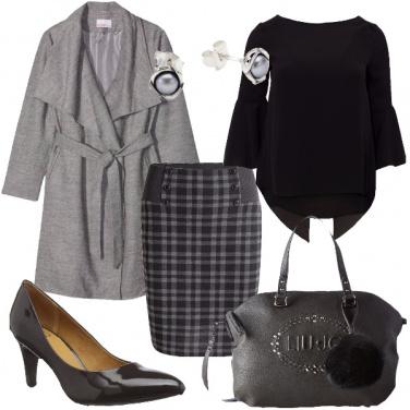 Outfit Lo stile della sobrietà