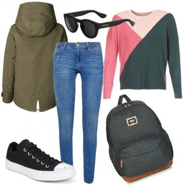 Outfit Urban #6952