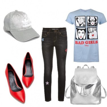 Outfit Bad Girls - Low cost