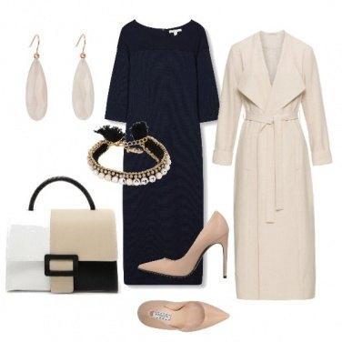 Outfit Outfit sobrio ed elegante